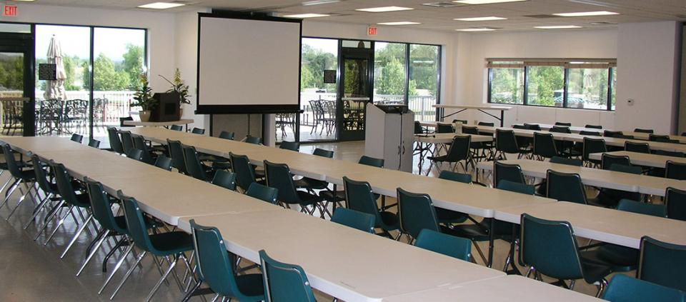 picture of meeting room