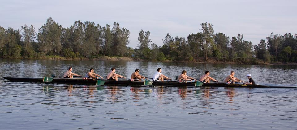 men's rowing team